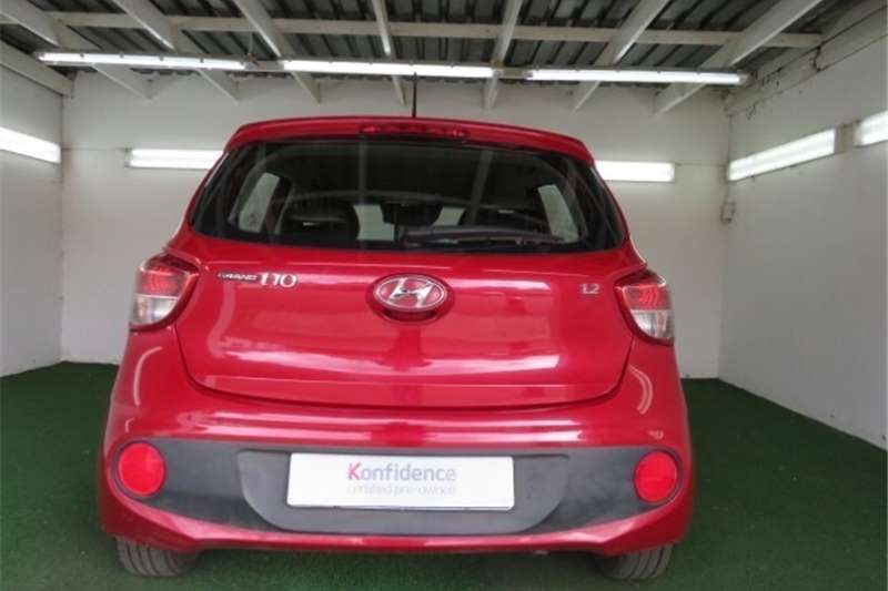 Hyundai i10 Grand i10 1.25 Motion 2017