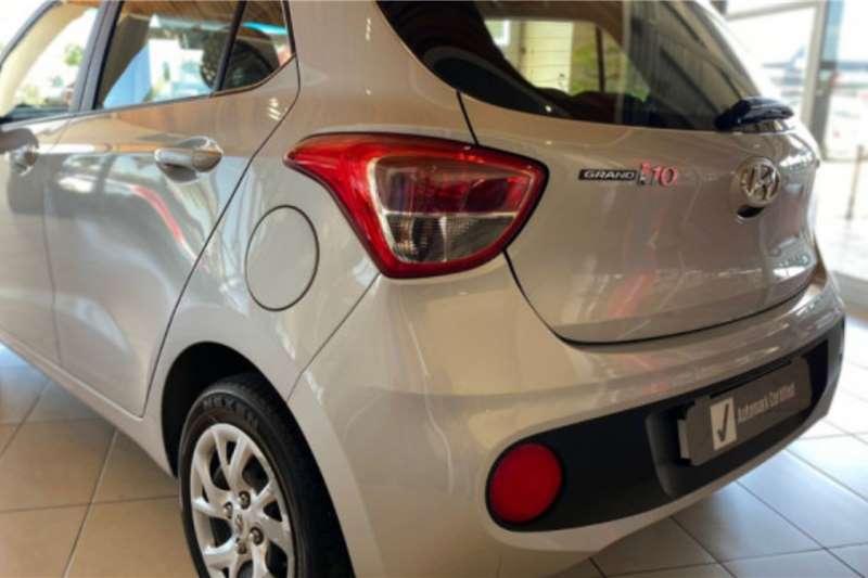 2018 Hyundai i10 Grand i10 1.25 Motion