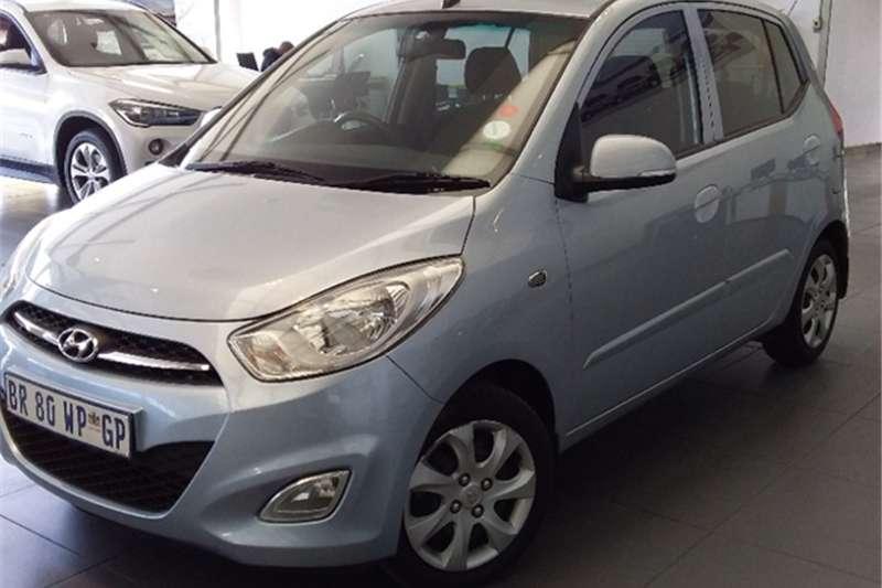 2012 Hyundai i10 1.25 GLS