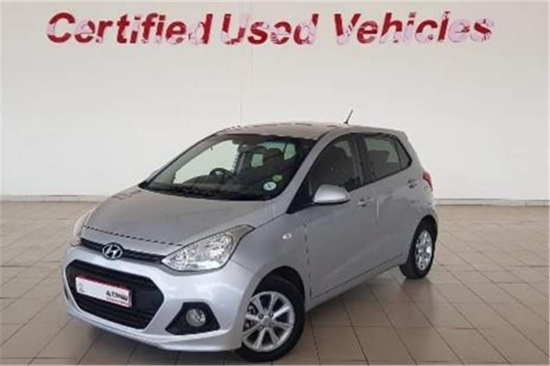 2015 Hyundai i10 Grand  1.25 Motion