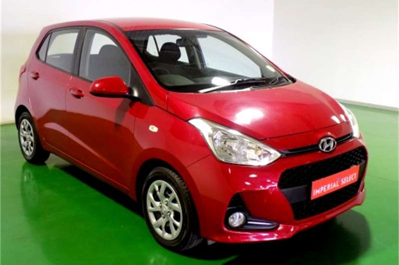 2017 Hyundai i10 Grand  1.25 Motion