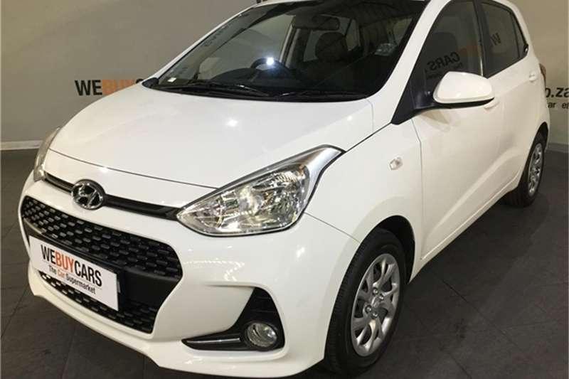 2017 Hyundai i10 Grand  1.25 Motion