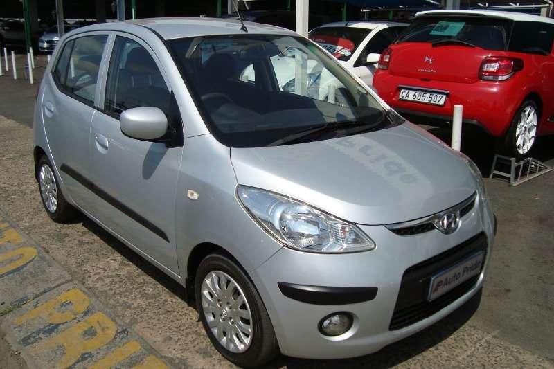 2009 Hyundai i10 1.2 GLS