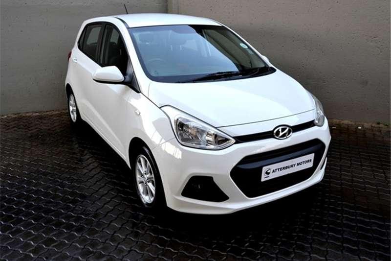 2014 Hyundai i10 Grand  1.25 Motion