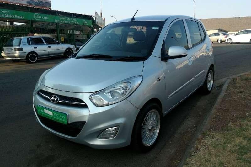 2011 Hyundai i10 1.2 GLS