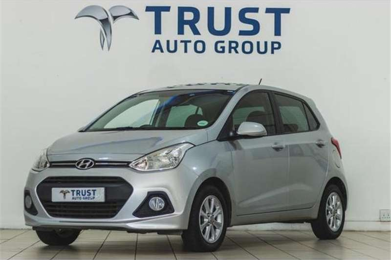 2017 Hyundai i10 Grand  1.25 Fluid