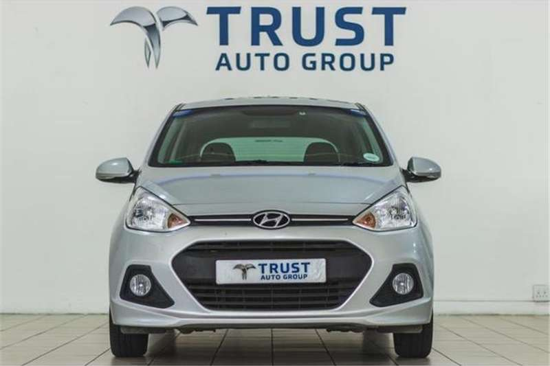 2017 Hyundai i10 Grand  1.25 Fluid