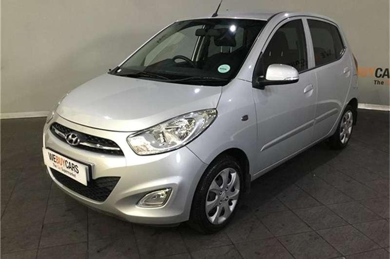 2014 Hyundai i10 1.25 GLS