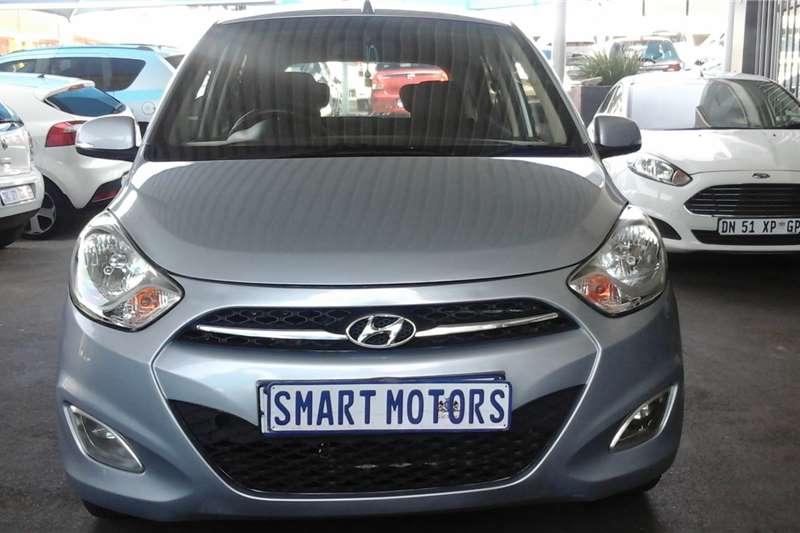 2013 Hyundai i10 1.2 GLS