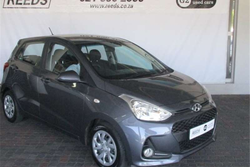 2018 Hyundai i10 Grand  1.25 Motion