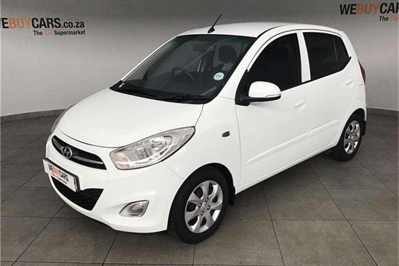 2013 Hyundai i10 1.25 GLS