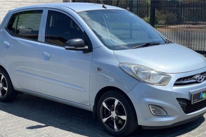 2013 Hyundai i10 1.1 GLS