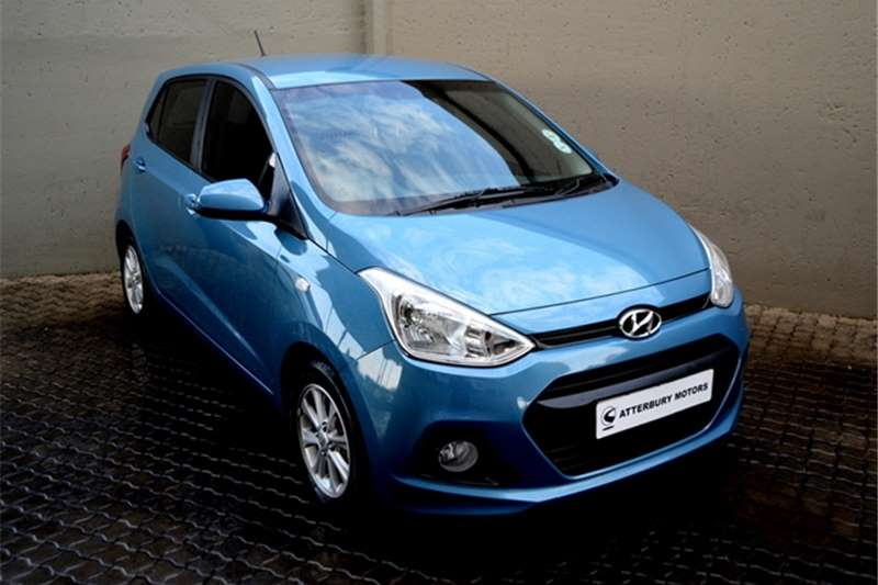 2016 Hyundai i10 Grand  1.25 Motion