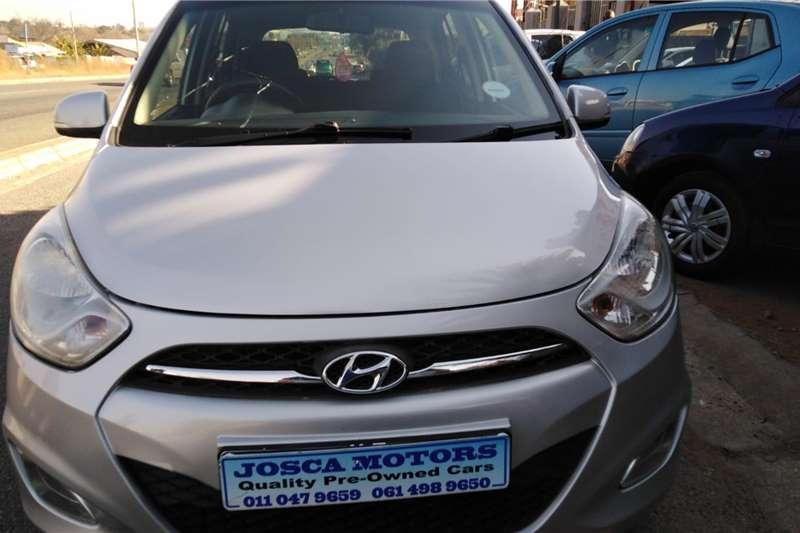 2013 Hyundai i10 1.1 Motion