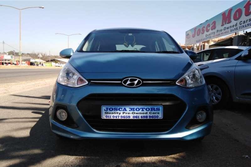 2017 Hyundai i10 1.25 Glide