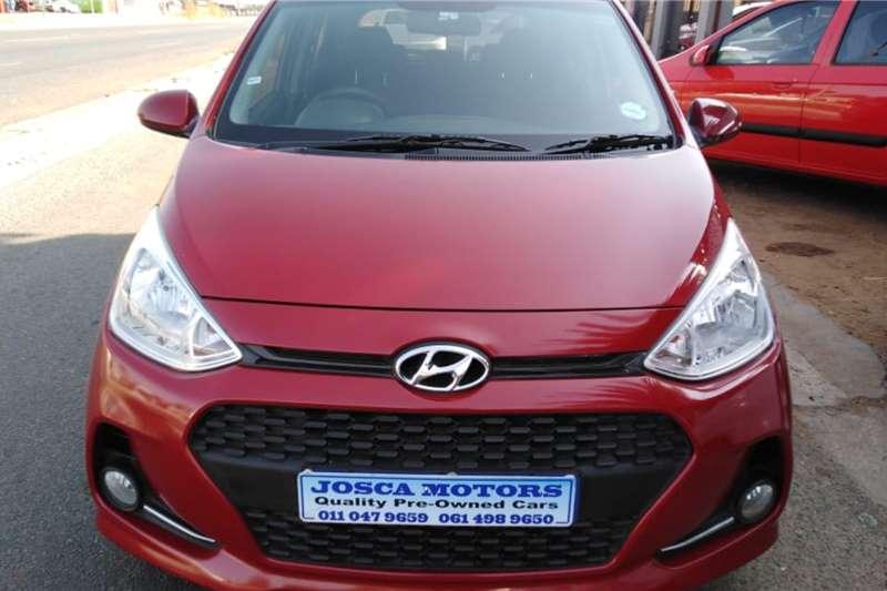 2018 Hyundai i10 Grand  1.25 Motion