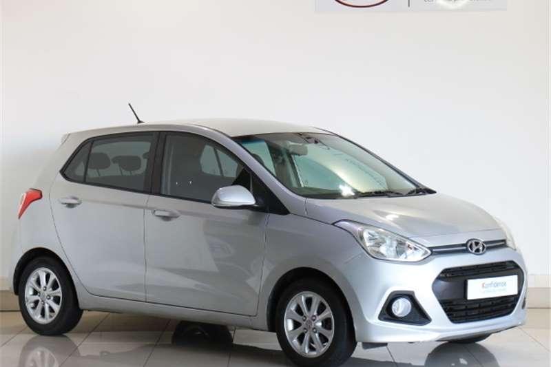 2015 Hyundai i10 Grand  1.25 Motion