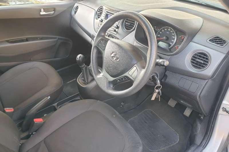 2016 Hyundai i10
