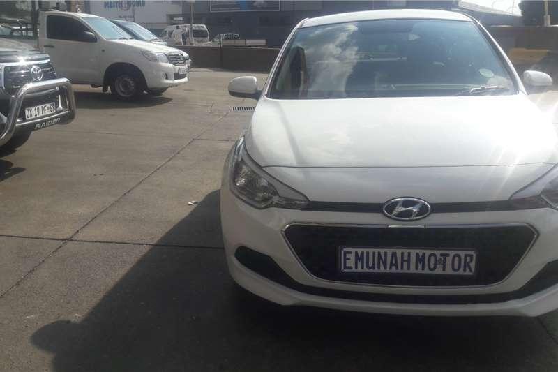 Hyundai I20 1.0 2015