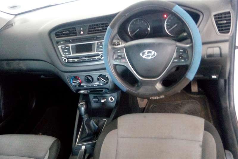 Hyundai I20 1.2 2015