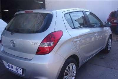 Used 2010 Hyundai I20 1.2 Fluid