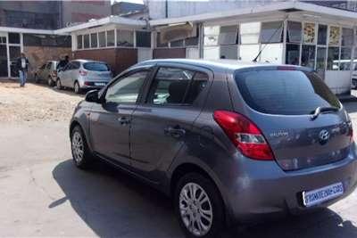 Hyundai I20 1.2 Fluid 2012