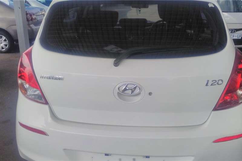 2013 Hyundai i20 i20 1.2 Fluid