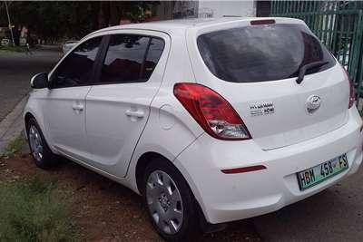 Hyundai I20 1.2 Fluid 2013