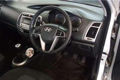 Used 2013 Hyundai I20 1.2 Fluid