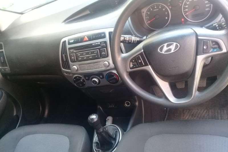 Hyundai I20 1.2 Fluid 2014
