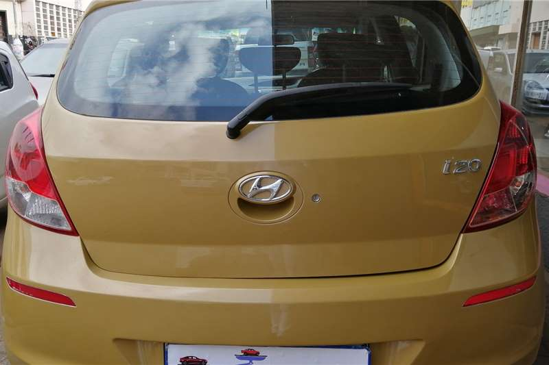 Used 2014 Hyundai I20 1.2 Fluid