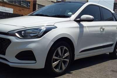 Hyundai I20 1.2 Fluid 2015