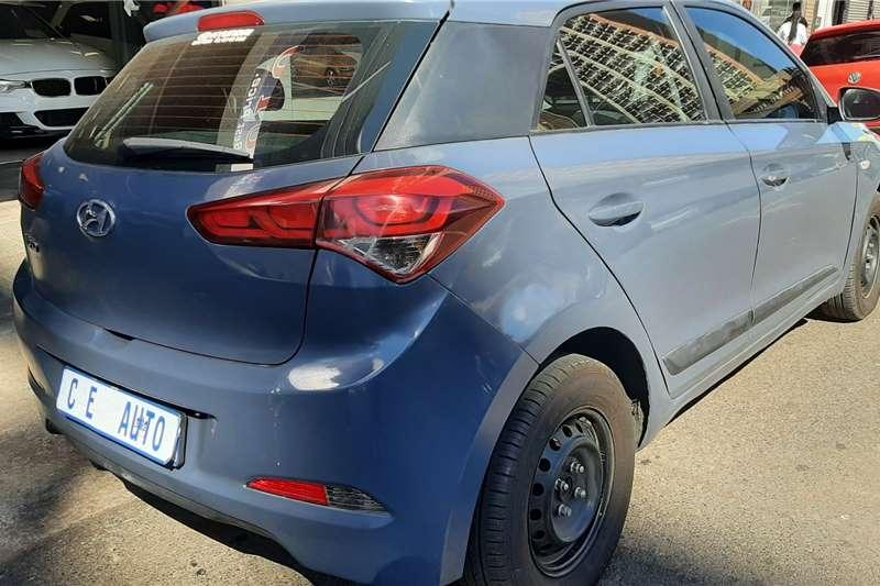 Used 2015 Hyundai I20 1.2 Fluid