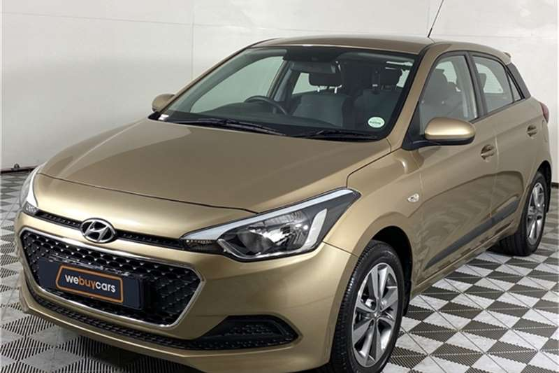 2016 Hyundai i20 i20 1.2 Fluid