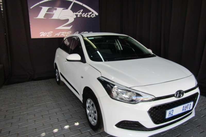 Hyundai I20 1.2 Fluid 2017