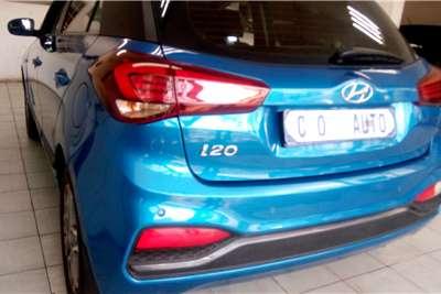 Hyundai I20 1.2 Fluid 2018