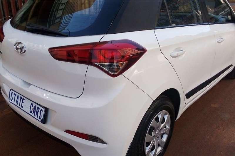 Used 2018 Hyundai I20 1.2 Fluid