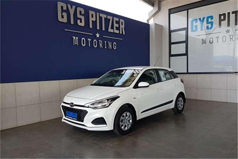 Hyundai I20 1.2 Fluid 2019