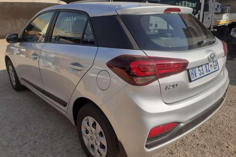 Used 2019 Hyundai I20 1.2 FLUID