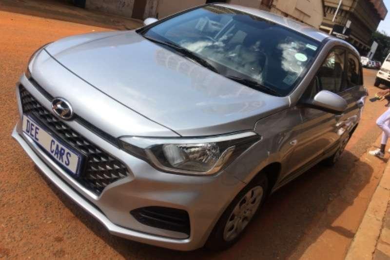 Hyundai I20 1.2 Fluid 2020