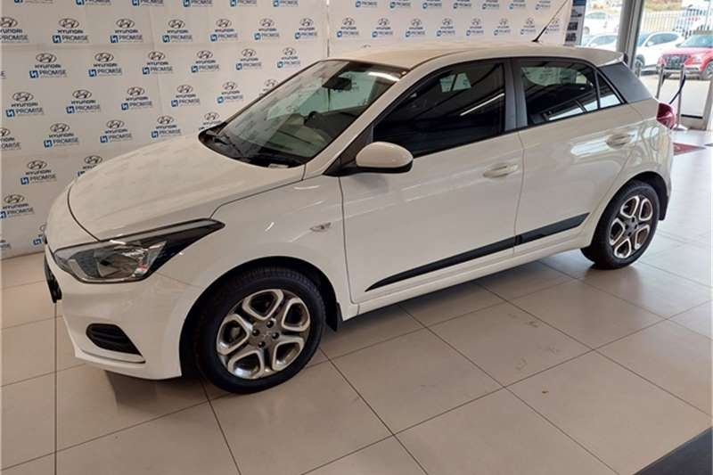 2021 Hyundai i20 i20 1.2 Fluid