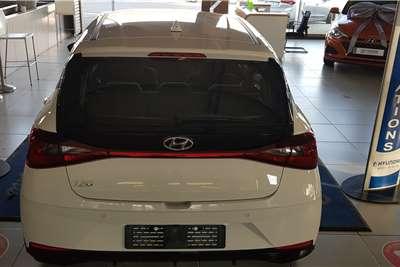 Used 2021 Hyundai I20 1.2 FLUID