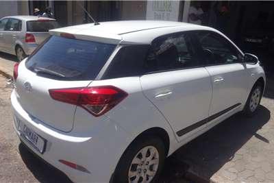 Hyundai I20 1.2 Motion 2010