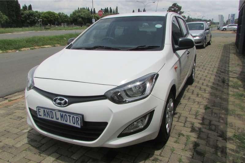 Used 2010 Hyundai I20 1.2 Motion