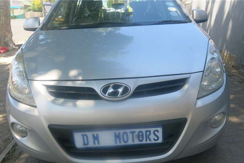 Hyundai I20 1.2 Motion 2011