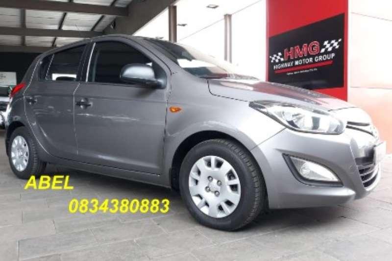 Hyundai I20 1.2 Motion 2012