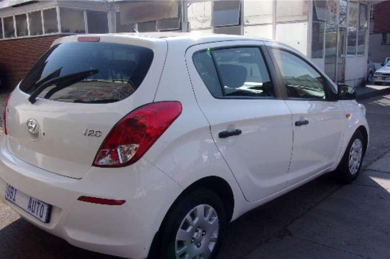 Used 2012 Hyundai I20 1.2 Motion