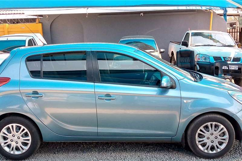 2012 Hyundai i20 i20 1.2 Motion