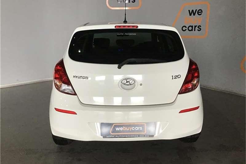 Hyundai i20 1.2 Motion 2013