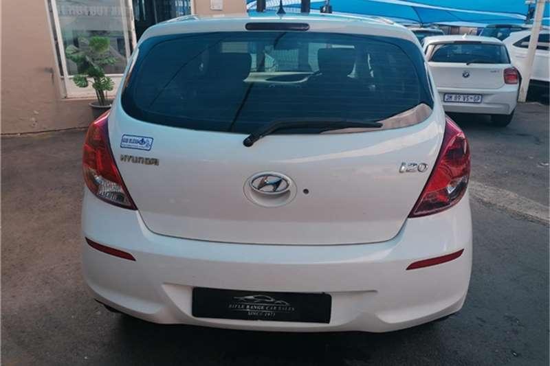 Used 2013 Hyundai I20 1.2 Motion